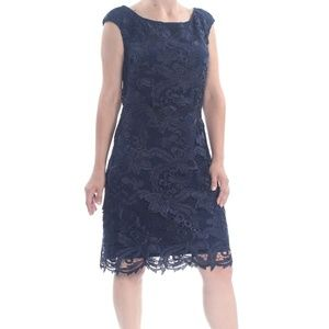Navy Blue Ralph Lauren Dress